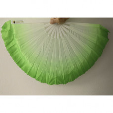 Dancing fan,green