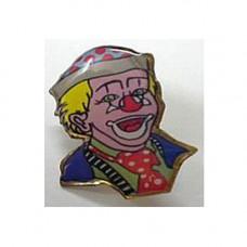Значок клоуна