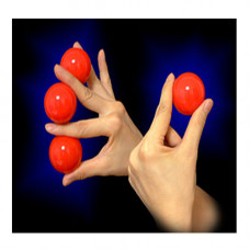Multiplying Balls,red, 3,5см