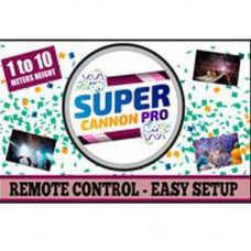 Super Cannon Pro by Aprendemagia