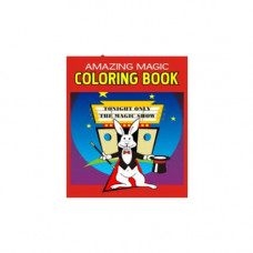 Amazing Magic Coloring Book