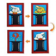 Hocus Pocus Hare,rabbit frame