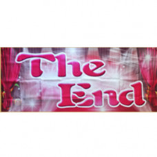 Banner The End
