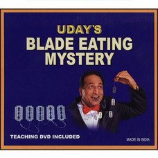 Blade Eating Mystery (With Dvd) by Uday