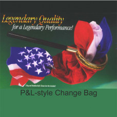 Change Bag with zipper P&L style