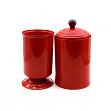 Pan Cylindrical