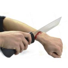 Knife Through Arm