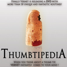 Thumbtipedia (DVD and Gimmick) by Vernet,DVD