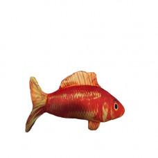 Золотая,появляющаяся рыбка
