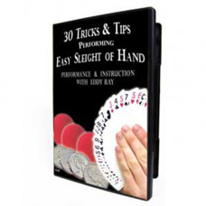 30 Tricks & Tips Performing Easy Sleight of Hand, DVD семинар