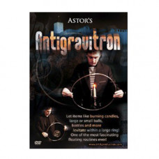ANTIGRAVITRON by ASTOR ON,DVD