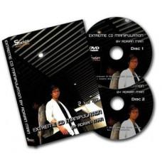 Extreme CD Manipulation by Adrian Man, Vol.1,2