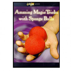 Amazing Magic With Spongeballs