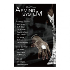 Arming System by Chef Tsao  – DVD