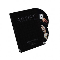 Artist Visual by Lukas,Ball and Cards manipulation, DVD