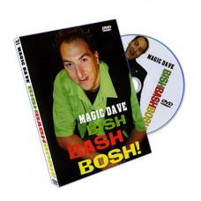 Bish Bash Bosh by Magic Dave, DVD