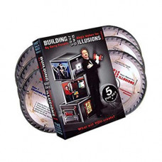 Building Your Own Illusions, The Complete Video Course by Gerry Frenette (6 DVD)