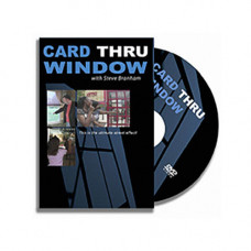 Card Thru Window DVD BRANHAM
