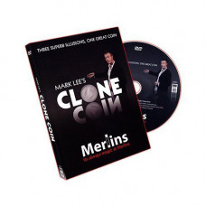 Clone Coin - US Quarter (With DVD) by Mark Lee