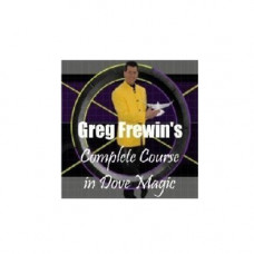 Complete course in dove magic-Greg Frewin