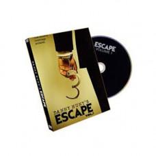 Escape by Danny Hunt.Vol.1,2