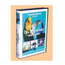 Frank Burn Les Perruches Magiques ,DVD семинар
