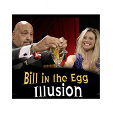 George Bradley's Bill In Egg Illusion,DVD