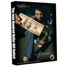 Juan Hundred dollar bill switch,DVD