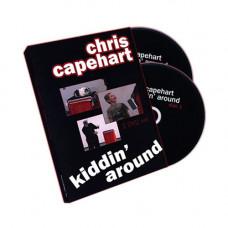 Kidding Around by Chris Capehart,DVD
