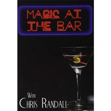 Magic At The Bar by Chris Randall, DVD