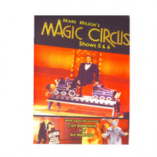Magic Circus Shows 5 & 6 DVD Mark Wilson