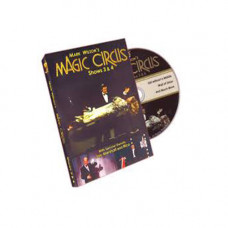 Magic Circus by Mark Wilson,3 DVD