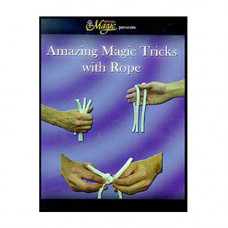 Magic tricks with rope