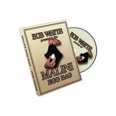 Malini Egg Bag by Bob White DVD