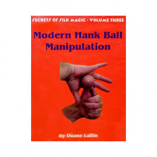 Modern Hank Ball Manipulation DVD