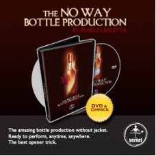 No Way Bottle Production,DVD