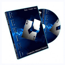 Rewind by Mickael Chatelain , DVD семинар
