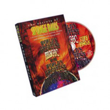 Sponge Balls,обучающий DVD WGM