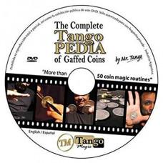 Tango Pedia of Gaffed Coins DVD