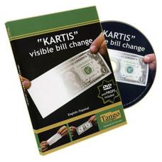 The Kartis Visible Bill Change,DVD семинар