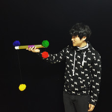 Super Pom Pom Stick