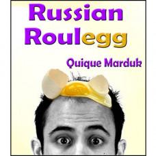 Russian Roulegg by Quique Marduk