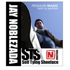 Self Tying Shoelace by Jay Noblezada, with DVD