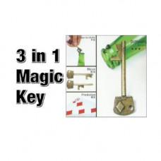 Skeleton Key 3 in 1