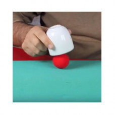 Cup and Sponge Ball