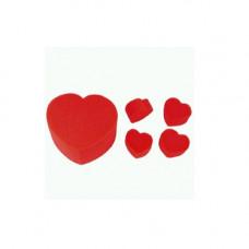 Jumbo Sponge Heart