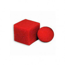 Sponge Ball to Square Cube