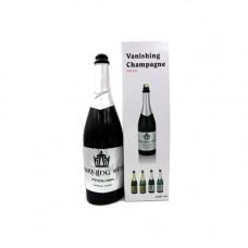 New Vanishing Champagne Bottle,black