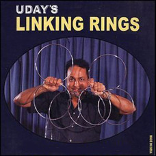 Uday Linking Rings the classic 8 ring set 10''