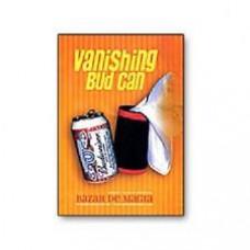 Vanishing Budweiser Can